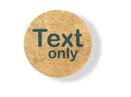 TEXT ONLY